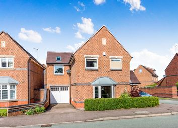 Thumbnail 3 bed detached house for sale in Freer Drive, St Matthews, Burntwood