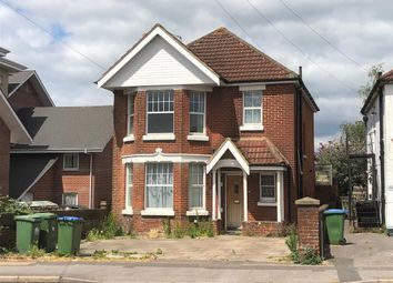 Thumbnail 3 bed detached house for sale in Winchester Road, Shirley, Southampton