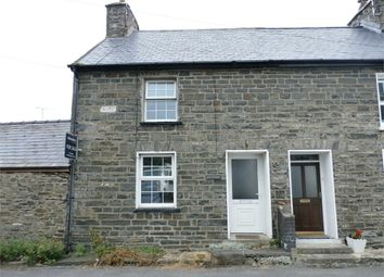 Thumbnail 2 bed end terrace house for sale in Church Street, Llanrhystud