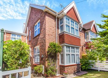 Thumbnail 5 bed semi-detached house for sale in St. Leonards Avenue, Hove