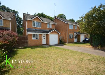 Thumbnail 3 bed detached house for sale in Monmouth Close, Ipswich