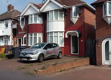 Thumbnail 3 bed semi-detached house to rent in Glendower Road, Perry Barr