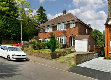 Thumbnail 3 bed semi-detached house for sale in Ridgeway Road, Redhill