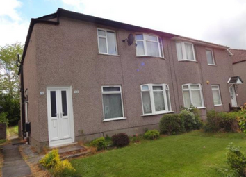 Thumbnail 3 bedroom flat to rent in Ashcroft Drive, Croftfoot, Glasgow