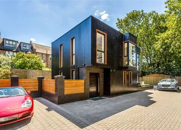 Thumbnail 4 bedroom detached house for sale in Darcies Mews Cecile Park, London