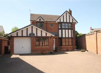 Thumbnail 4 bed detached house for sale in Plas Ffynnon Way, Oswestry