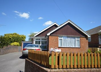 Thumbnail 3 bed detached bungalow for sale in Lower Buckland Road, Lymington