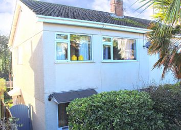 Thumbnail 3 bed semi-detached house for sale in Pennard Drive, Southgate, Swansea