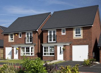 "Thumbnail 4 bedroom detached house for sale in ""Tavistock"" at Plox Brow, Tarleton, Preston"