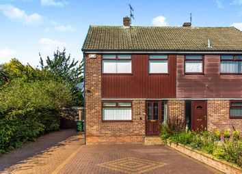 3 bed semi-detached house for sale in Fellowsfield Way, Kimberworth, Rotherham S61