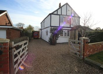 Thumbnail 3 bed cottage for sale in Churchill Road, North Somercotes, Louth, Lincolnshire