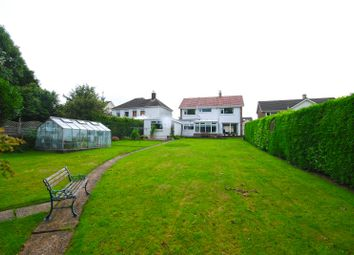 Thumbnail 4 bed detached house for sale in Heol Briwnant, Rhiwbina, Cardiff