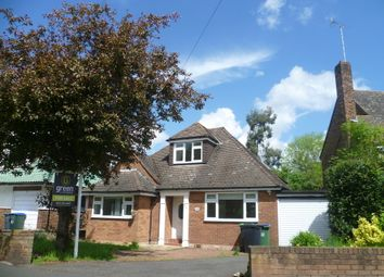 Thumbnail 3 bed detached bungalow for sale in Newton Road, Great Barr, Birmingham