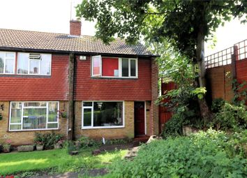 Thumbnail 3 bed end terrace house for sale in Hilary Close, Northumberland Heath, Kent