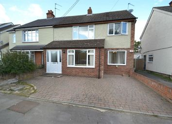 Thumbnail 5 bed semi-detached house for sale in Chapel Road, Tiptree, Colchester, Essex