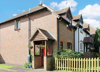 Thumbnail 2 bed end terrace house for sale in St. Michaels Close, Lambourn, Hungerford