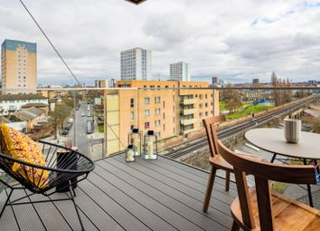 Thumbnail 3 bed flat for sale in Deptford Foundry, Deptford, London