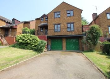 Thumbnail 4 bed detached house for sale in Knightley Close, Byfield