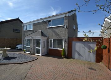 Thumbnail 3 bed semi-detached house for sale in Fountains Close, Astley