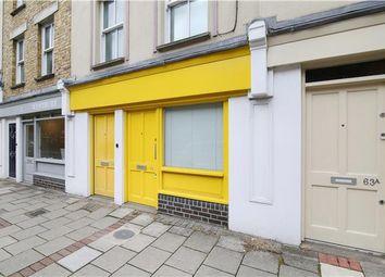 Thumbnail Office for sale in 63 Lambeth Walk, London