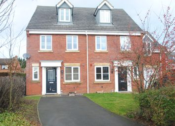 Thumbnail 3 bed semi-detached house for sale in 1 Siskin Drive, Cheltenham