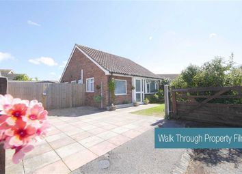 Thumbnail 2 bed detached bungalow for sale in Sandbanks Close, Hailsham