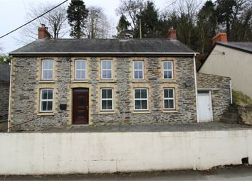 Thumbnail 4 bed detached house for sale in Pontsian, Llandysul