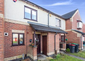 Thumbnail 2 bed terraced house for sale in Leen Valley Way, Hucknall, Nottingham