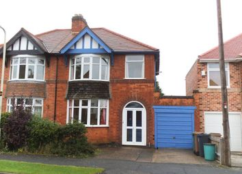 Thumbnail 3 bed property to rent in Copeland Road, Birstall, Leicester