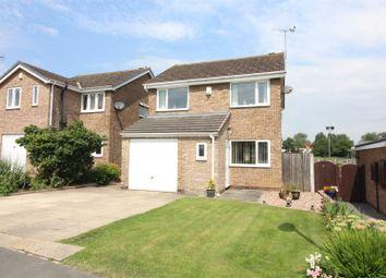 Thumbnail 4 bed detached house for sale in Carr Avenue, Sherburn In Elmet, Leeds
