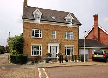 Skinners Street, St. Michael's Mead, Bishop's Stortford, Hertfordshire CM23. 5 bed detached house