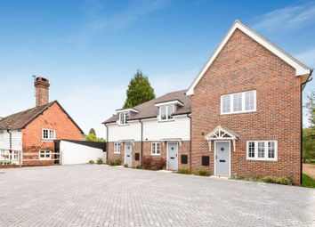 Thumbnail 4 bed semi-detached house for sale in The Old Forge, High Street, Rusper