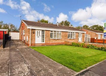 Thumbnail 2 bed semi-detached bungalow for sale in Downfield Avenue, Hull