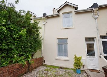 Thumbnail 3 bed terraced house for sale in Bay View, Paignton