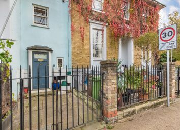 Thumbnail 2 bed terraced house for sale in Blenheim Grove, London