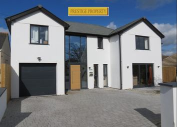 Thumbnail 5 bed detached house for sale in Trelowth Road, Polgooth, St. Austell