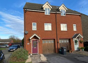 3 bed town house for sale in Meadowsweet Walk, Tuffley, Gloucester GL4