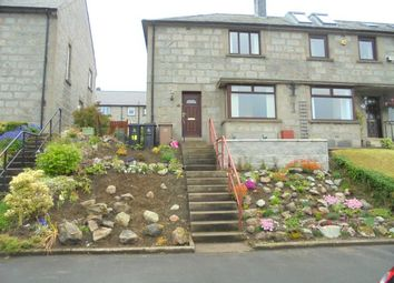 Thumbnail 2 bed end terrace house to rent in Deevale Terrace, Kincorth, Aberdeen