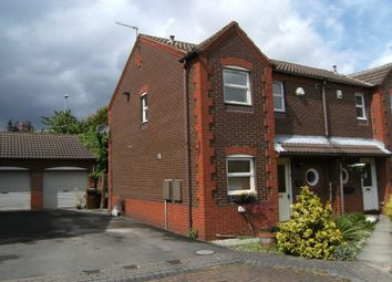 Thumbnail 2 bed semi-detached house to rent in Barley Mews, Robin Hood, Wakefield