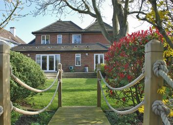 Thumbnail 4 bed detached house for sale in Avenue Road, Lymington, Hampshire
