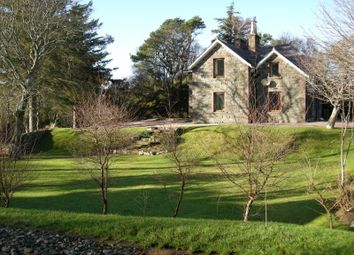 Thumbnail 4 bed detached house for sale in Drumbeg House, Drumbeg, Sutherland