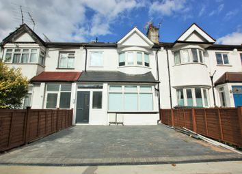 Thumbnail 3 bed flat to rent in Woodville Road, Golders Green
