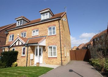 Thumbnail 3 bed semi-detached house for sale in Birchcroft Road, Retford, Nottinghamshire