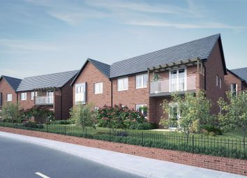 Thumbnail 2 bed flat for sale in Burey Court, Longridge, Preston
