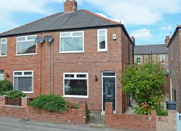 Thumbnail 2 bed semi-detached house for sale in Westwood Terrace, York