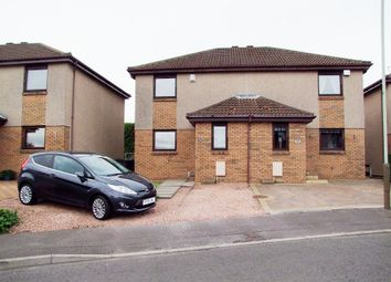 Thumbnail 2 bed semi-detached house to rent in Hillbank Gardens, Dundee