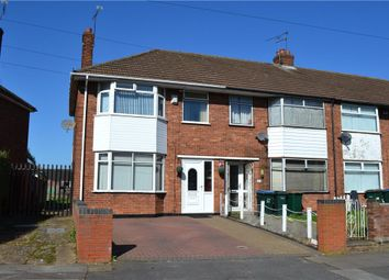 Thumbnail 3 bed end terrace house for sale in Tallants Road, Courthouse Green, Coventry, West Midlands.