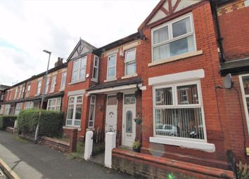 3 bed terraced house for sale in Fortuna Grove, Burnage, Manchester M19