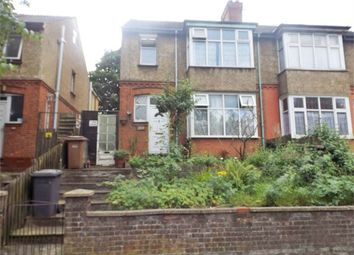 Thumbnail 3 bedroom semi-detached house for sale in Dallow Road, Luton, Bedfordshire