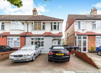 Thumbnail 3 bedroom terraced house for sale in Hereward Gardens, Palmers Green